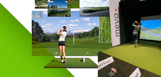 Golf Simulator Packages